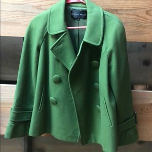 Green Antonio Melani Coat